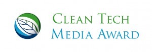 Wir sind nominiert für den CLEAN TECH MEDIA AWARD!